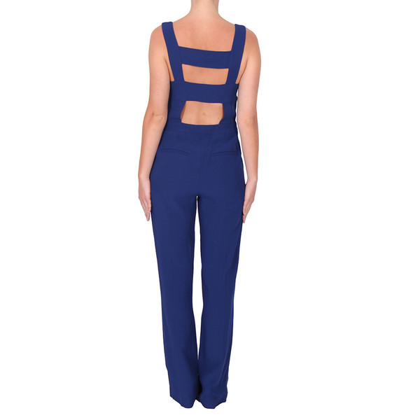 A.L.C. Reed Cutout Open Back Jumpsuit