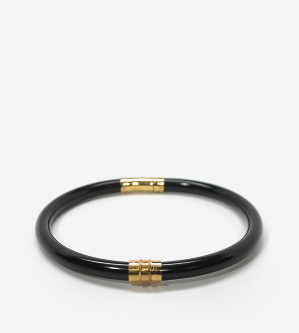 Luz Ortiz Ence Black Necklace