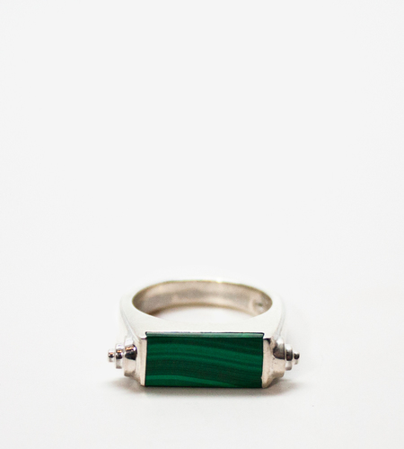 Luz Ortiz Nova Malachite Ring