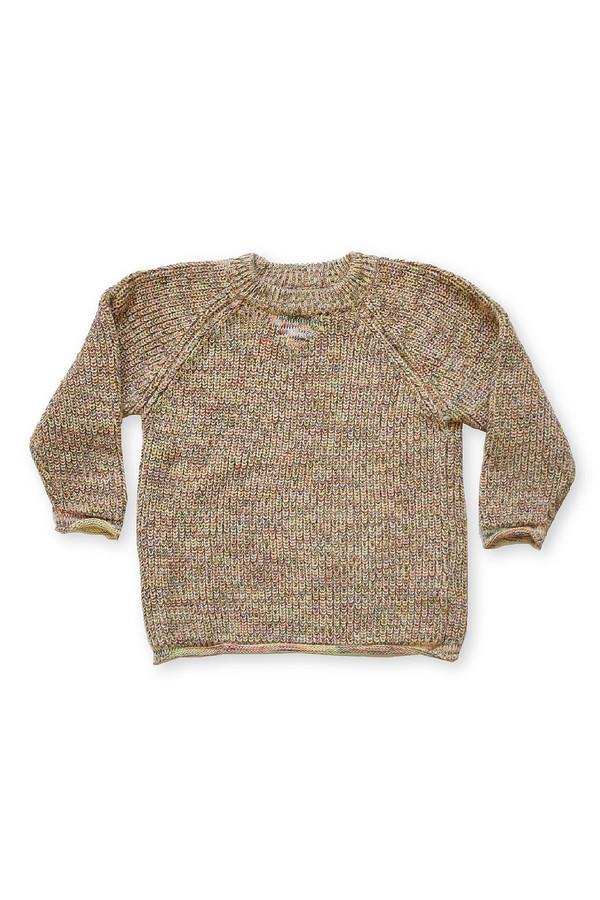 Kids' Micaela Greg Tangerine Taffy Sweater