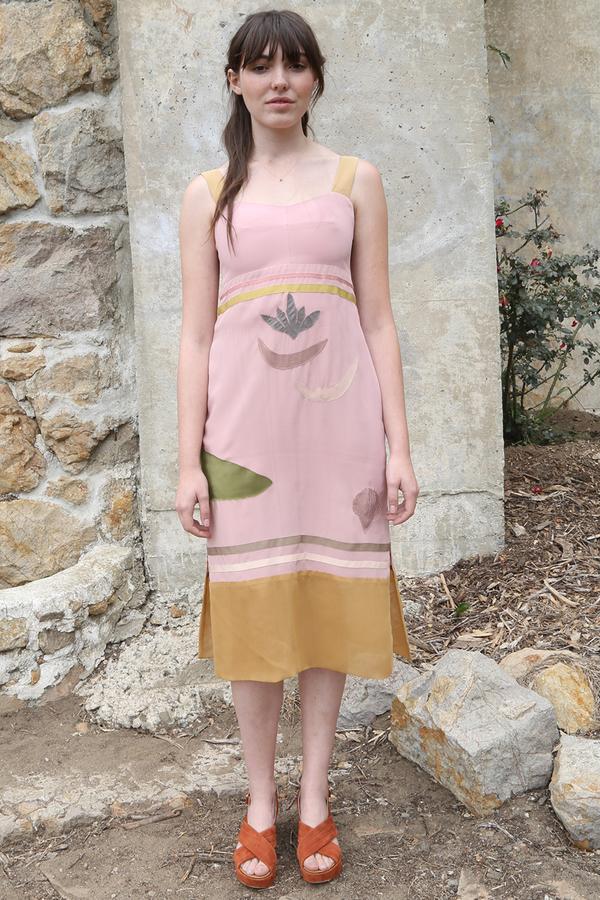 Plante Aloe Dress