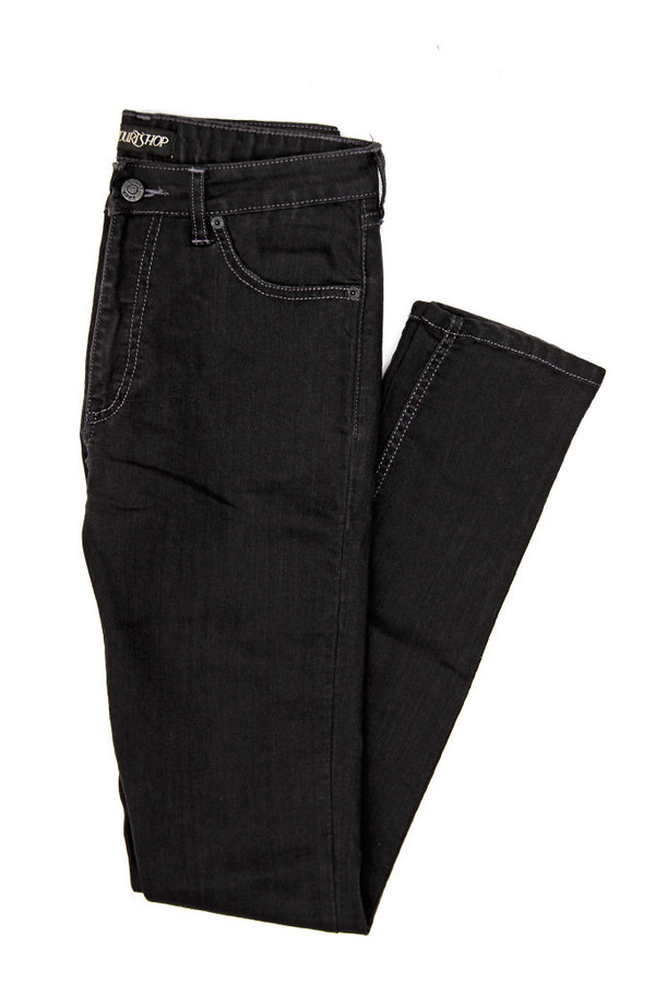 Courtshop Denim High Waist Skinny