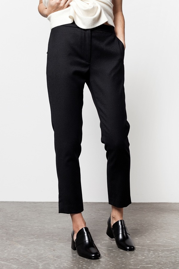 Markoo Wool Classic Trouser