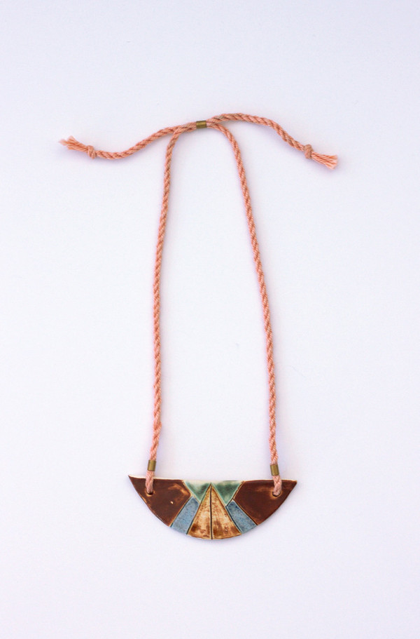 Gamma Folk Chedraui Necklace