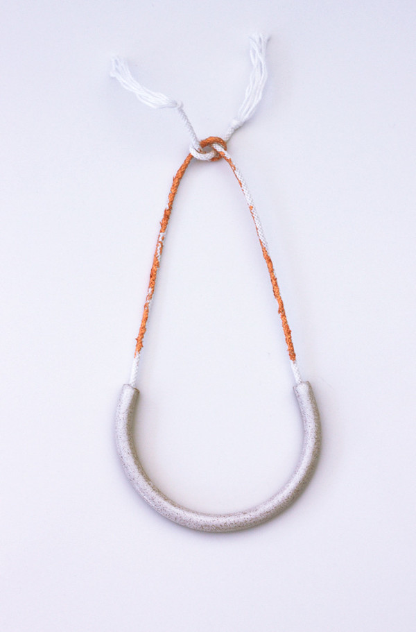 Necklace No. 40 - Speckled