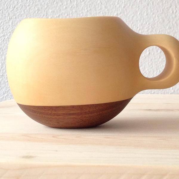 Kijiya Shoda Kyoto Hannari Mug Dark