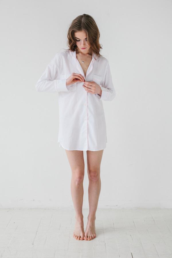 Salua Flannel Boyfriend's Shirt