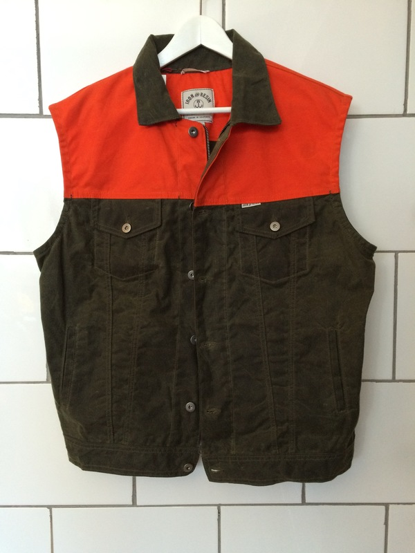 Iron and Resin Rambler Vest