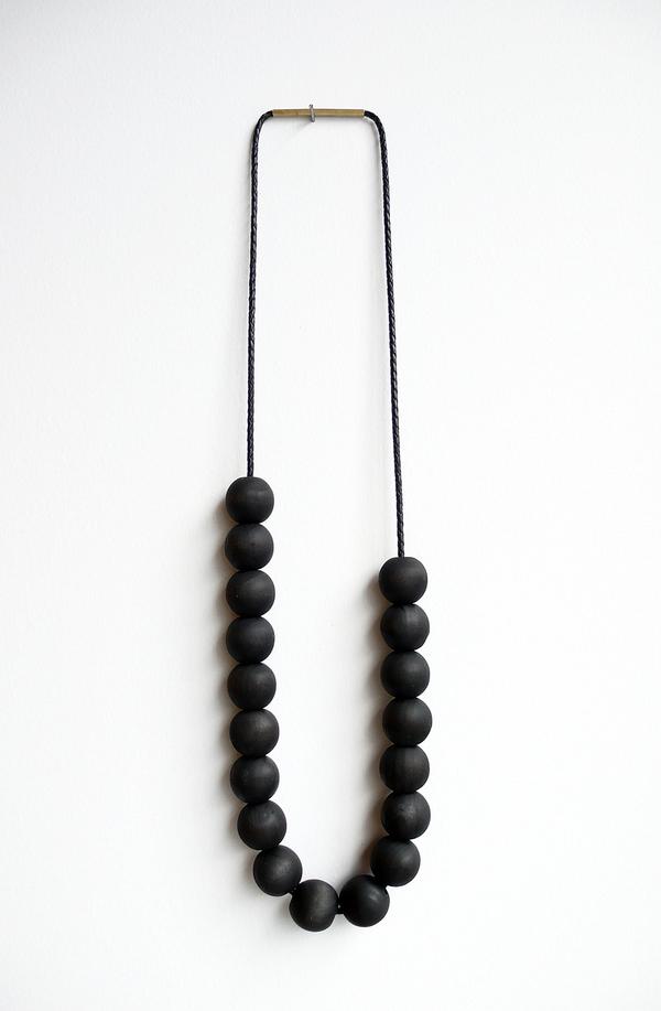 Sara Barner Beaded Necklace