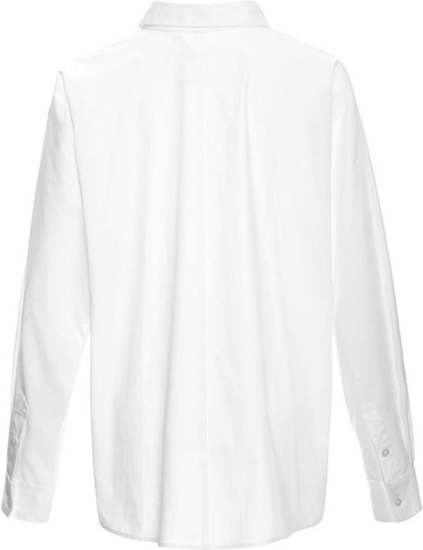 Thakoon Addition Gathered Front Shirt