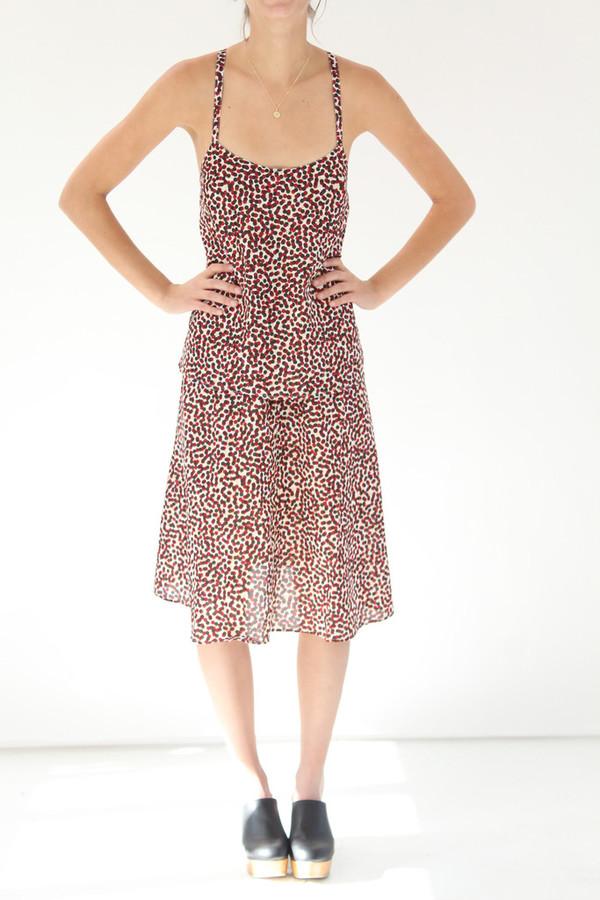 Kowtow Between The Lines Dress