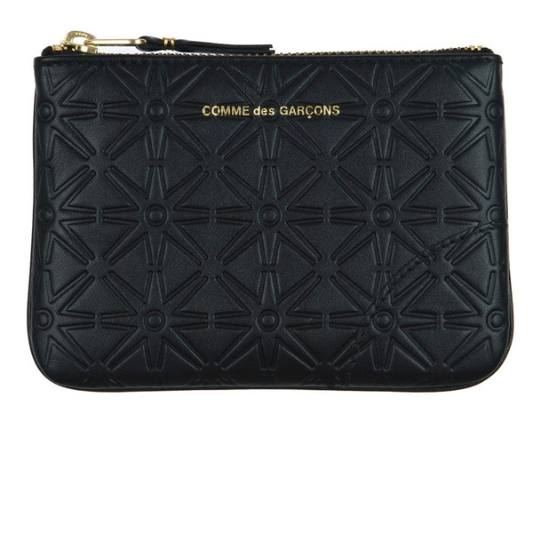 Comme des Garcons Classic Leather Embossed A