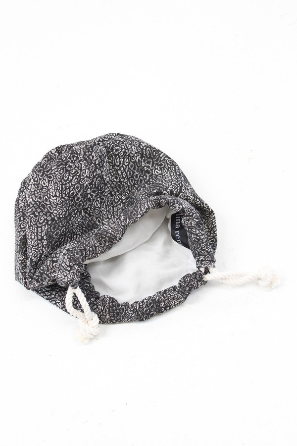 Lina Rennell Drawstring Sack