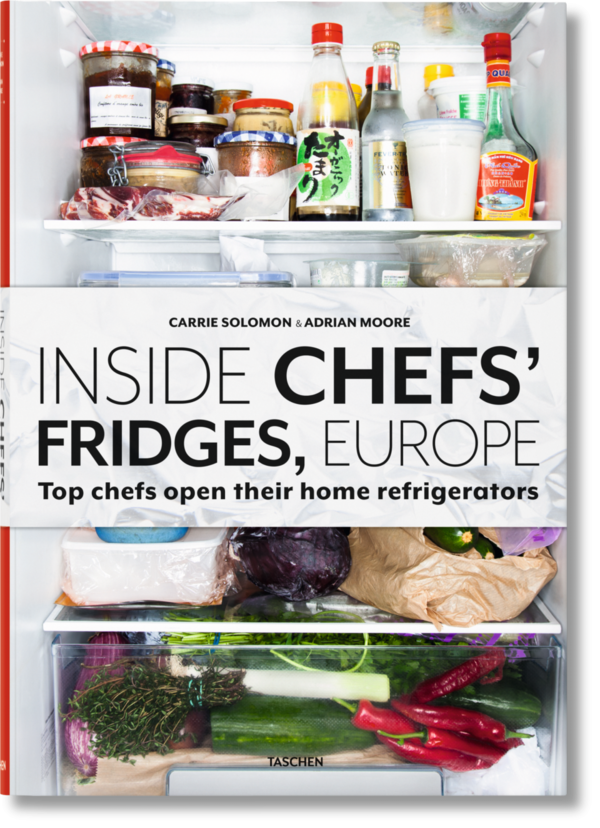 Inside Chefs Fridges Europe