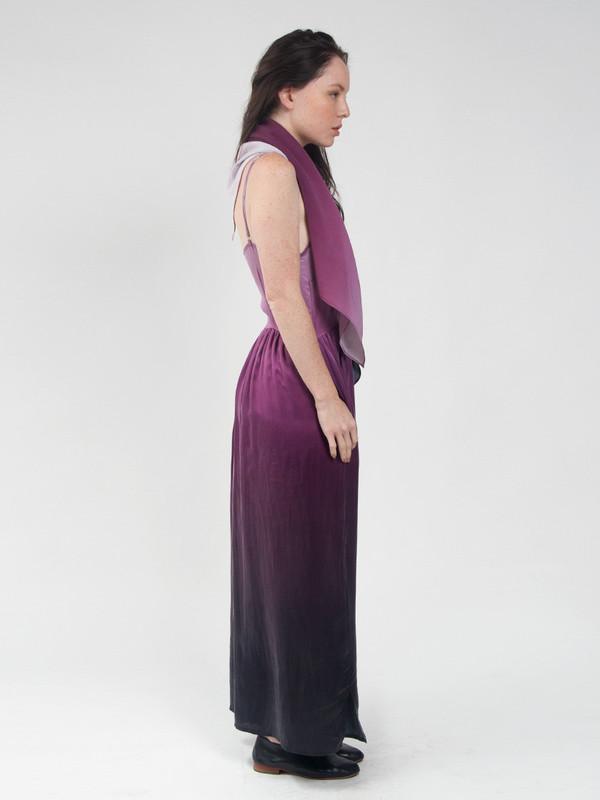 Calico x Swords-Smith x Print All Over Me Aurora Maxi Dress