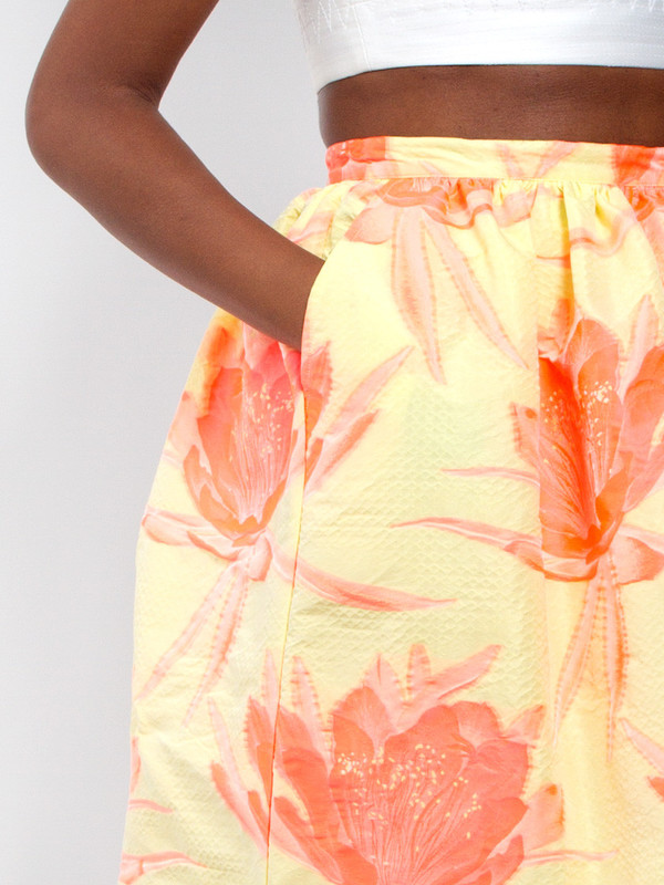 Saunder Balloon Skirt