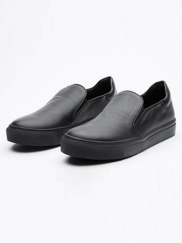 Soulland Dog Slip-Ons Leather