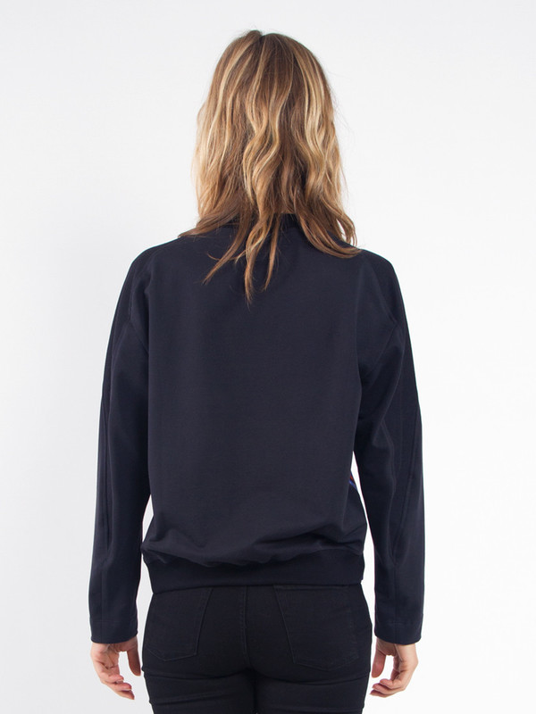 Risto Front Panel Sweatshirt