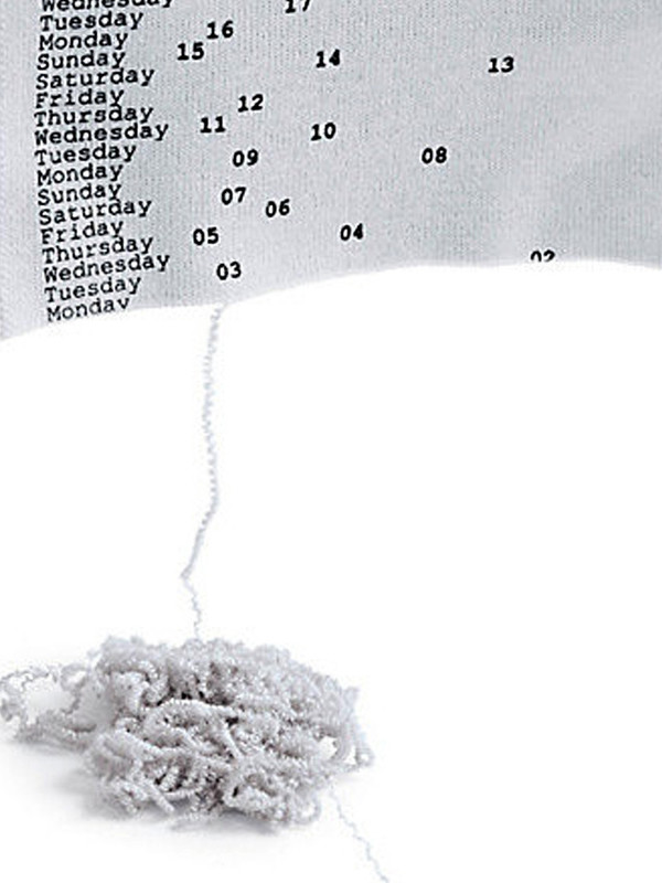 Gregor Unravel Calendar 2015