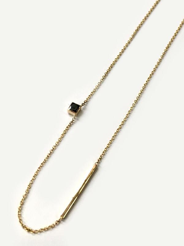 Still House Inu Necklace Gold