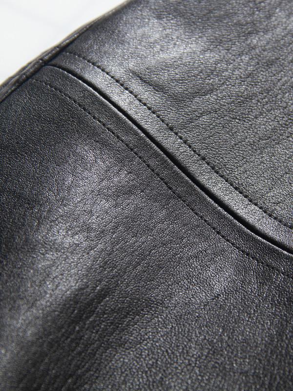 Risto Leather Leggings