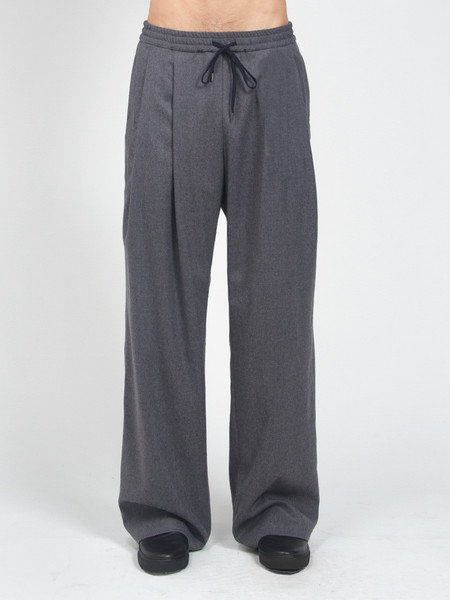 Men's Fingers Crossed Lotus Wide Pant