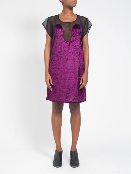 R/H Magic Dress Purple