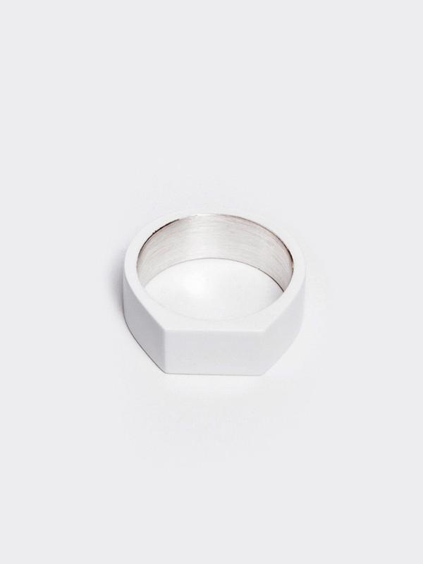Ming Yu Wang Paradox Ring Silver