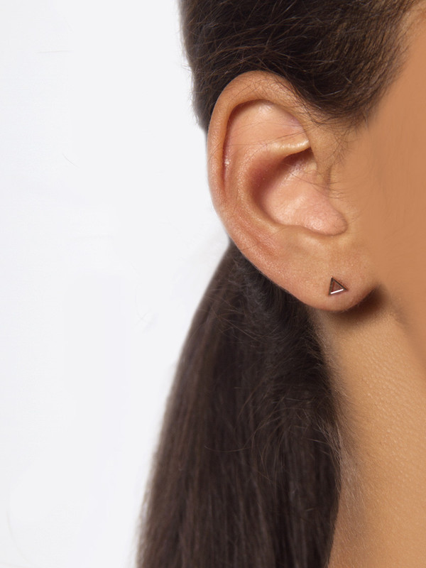 Still House Tati Earring Rose Gold