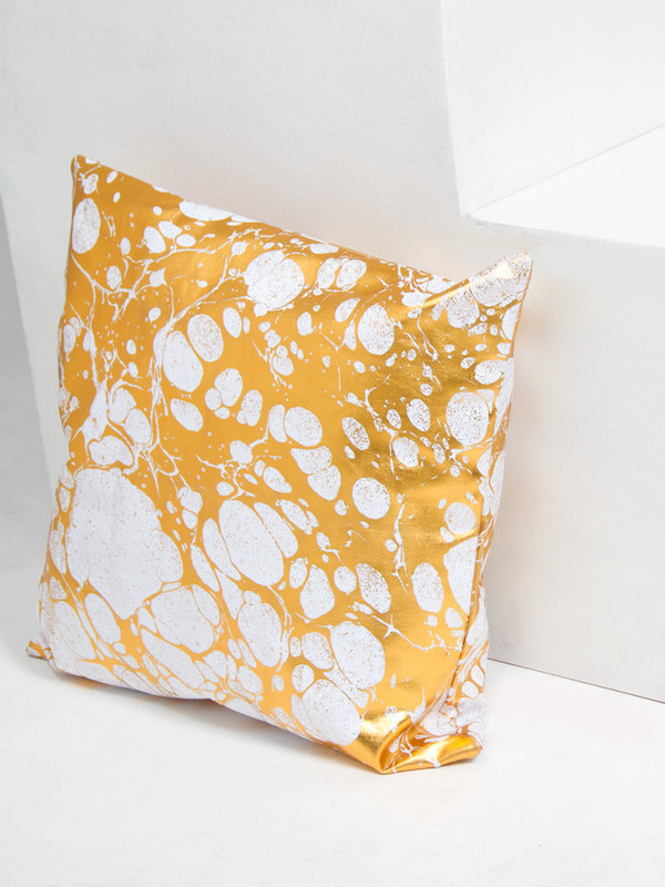 Calico x Swords-Smith x Print All Over Me Wabi Pillow