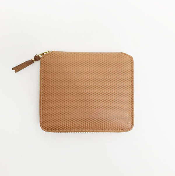 Comme des Garcons - Luxury Group Beige French Wallet