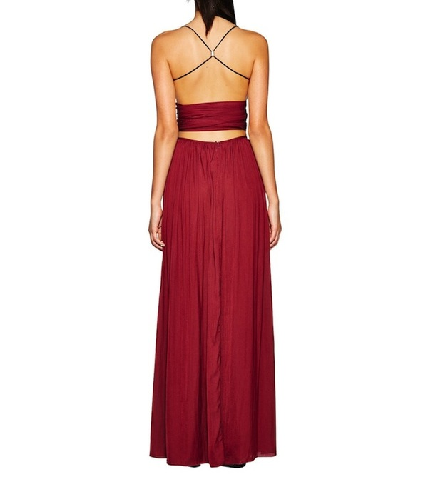 Bec & Bridge Desert March Maxi Skirt