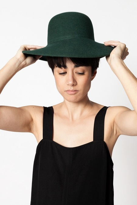 Koh Hat - loden green