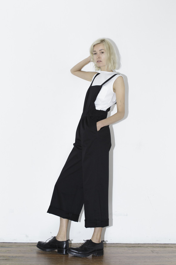 Index Black Overalls