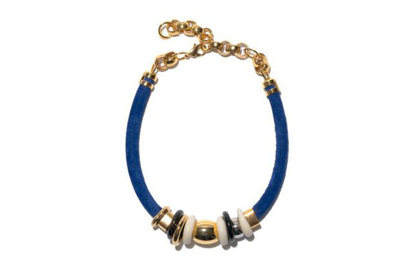 LIZZIE FORTUNATO TREASURE NECKLACE