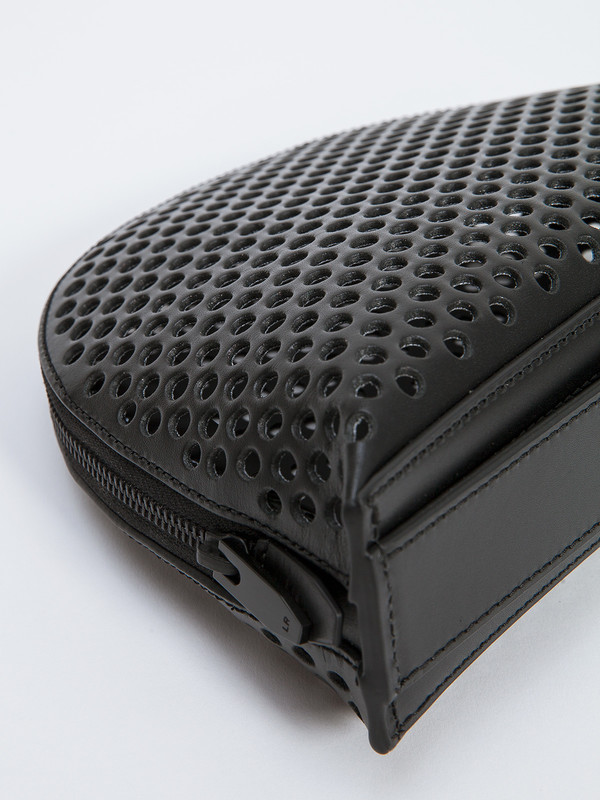 Loeffler Randall PERFORATED CLUTCH