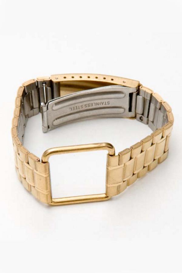ina.seifart Gold Plated Uhrenarmband Bracelet