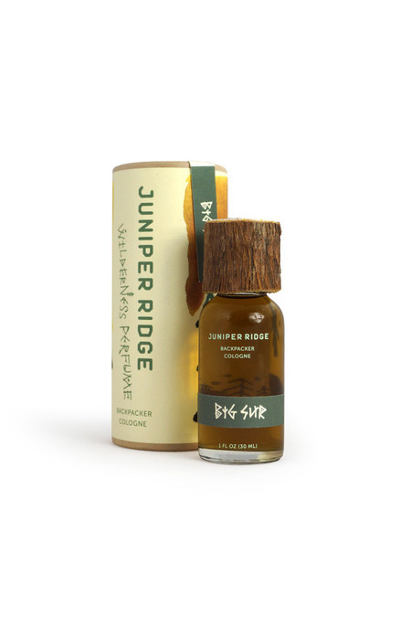 Juniper Ridge Backpacker Cologne Big Sur