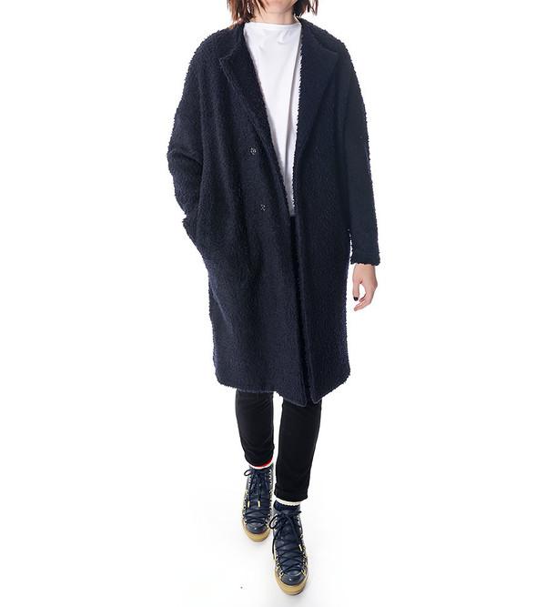 08sircus Shag Wool Coat