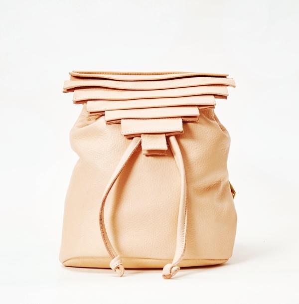 Collina Strada Novella Medium Bag Blush Leather
