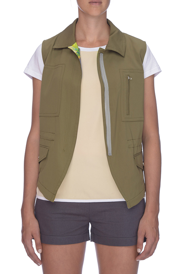 Mountain High Vest