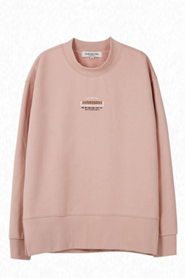 ANDERSSON BELL Unisex Time Sweatshirt- Pink