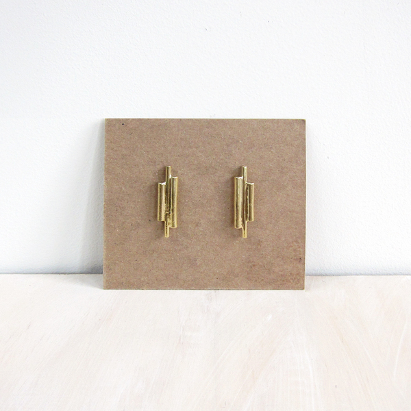 Laura Lombardi Column earrings