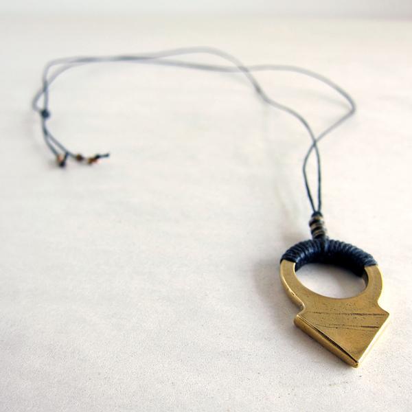 Marisa Mason Kibo necklace