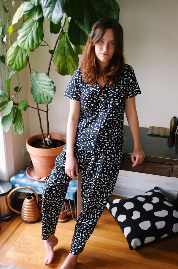 Paper Pajama Set