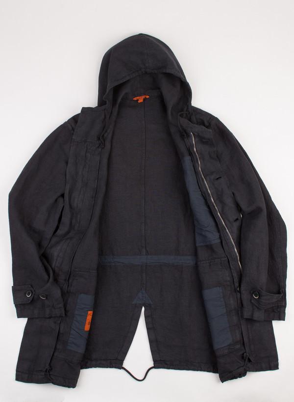 Men's Barena Coat Sciopon Navy