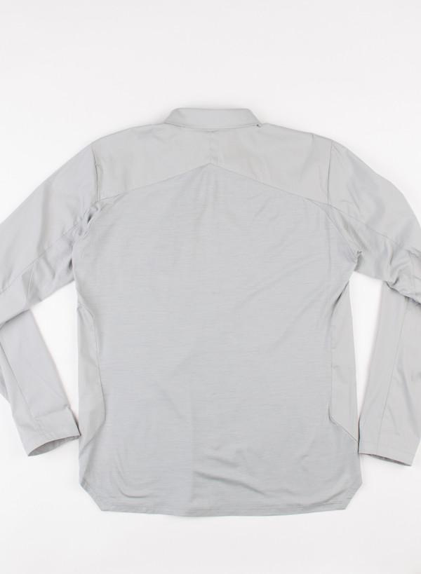 Men's Arc'teryx Veilance Component Shirt Talus Grey