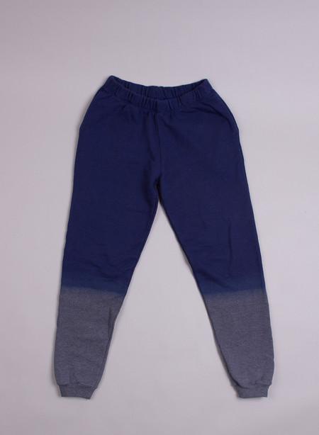 Men's Etudes Etoile Password Dyed Sweatpants Blue