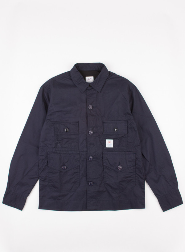Men's Garbstore Flight Shirt Navy