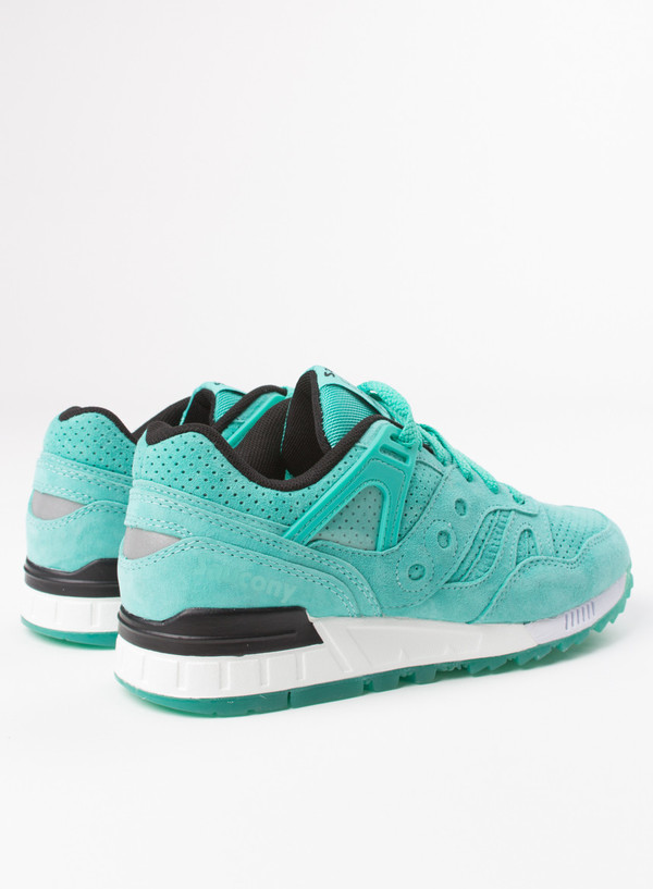 Men's Saucony Grid SD Light Green